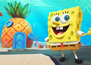 SpongeBob SquarePants: Battle For Bikini Bottom - Rehydrated SpongeBob