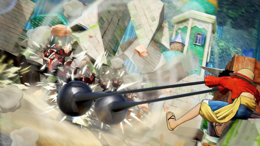 Bandai Namco Officially Announces One Piece: Pirate Warriors 4
