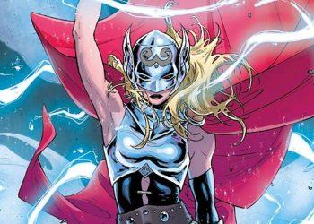 The Goddess Of Thunder
