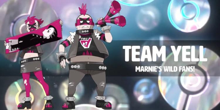 Team Yell