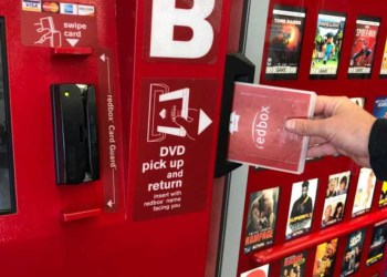 Redbox ceases game rental