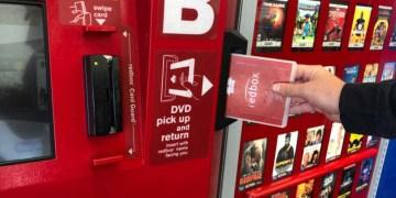 Redbox ceases game rental