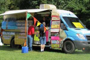 Food Trucks at Replenish Festival 2015