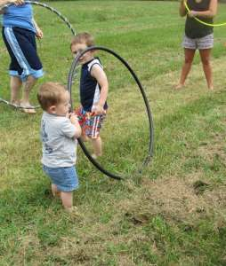 Kids Activities at Replenish Festival 2015