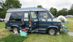 Replenish Festival 2015 - Camping