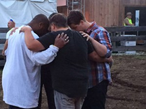 Replenish Festival 2015 - JJ Weeks Prayer