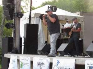 Replenish Festival 2015 - JJ Weeks Band