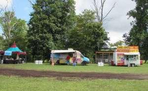 Replenish Festival 2015 - food trucks