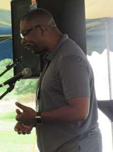 Replenish Festival 2015 - speaker