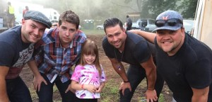 Replenish Festival 2015 - JJ Weeks with young fan