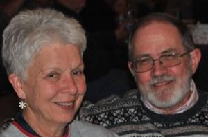 Linda and Jim Rice
