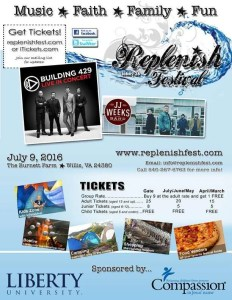 Replenish 2016 Flyer