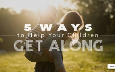 5 Ways To Help Kids Get Along
