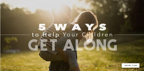 help kids get along