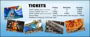 Ticket Information