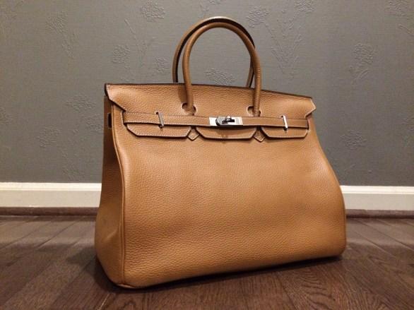hermes birkin front side on replica bag review