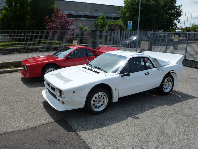 Lancia 037 replica by Boldrin Auto (2/4)