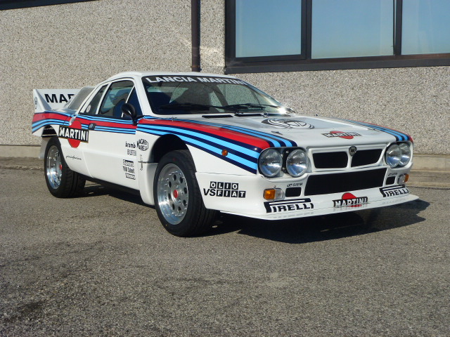 Lancia 037 replica by Boldrin Auto (1/4)