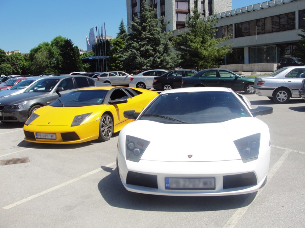 Lamborghini Murcielago replica by Best Kit Cars (3/4)