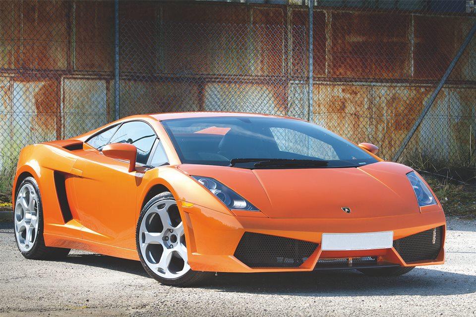 Lamborghini Gallardo Replica Perfection From The Uk