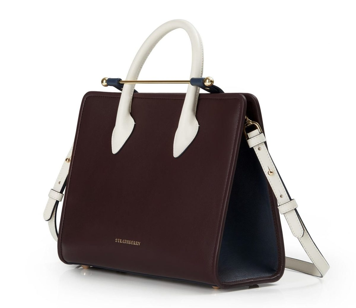 n4wDwS2TR6Ss2x62Wsmf_The-Strathberry-Midi-Tote-Tri-Colour-Burgundy_Navy_Vanilla
