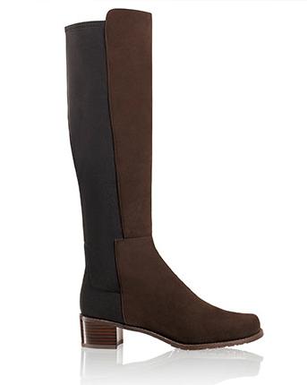 Stuart Wetizman HalfnHalf boots