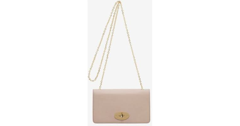 Mulberry Bayswater Clutch Oatmeal