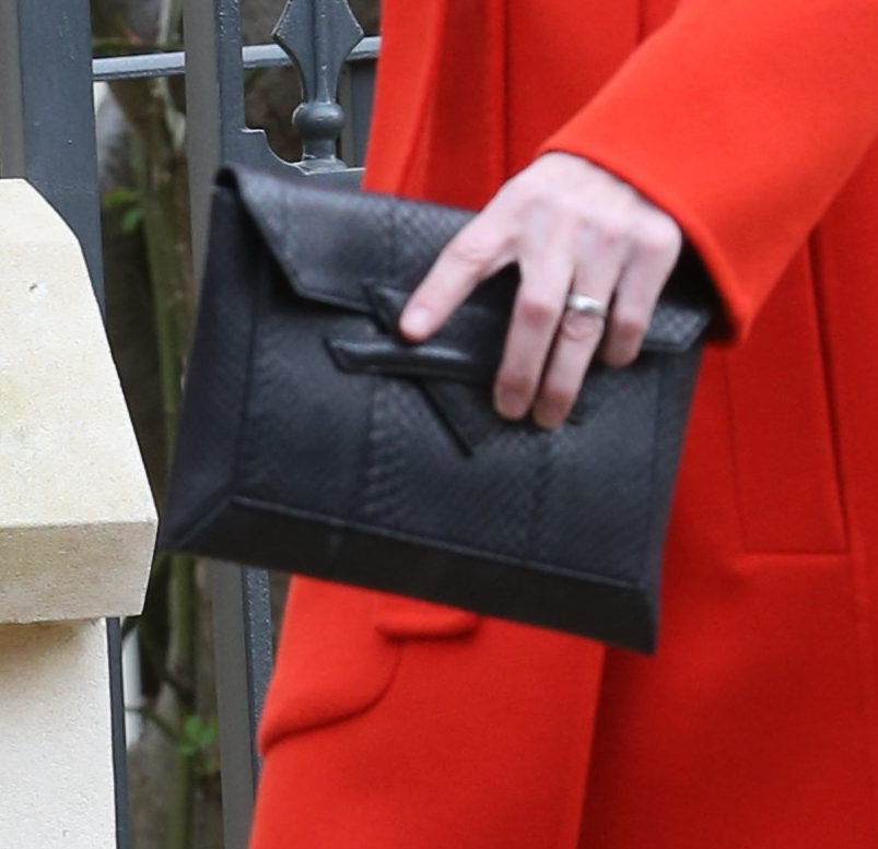 Sophie Habsburg 'Moneypenny' clutch