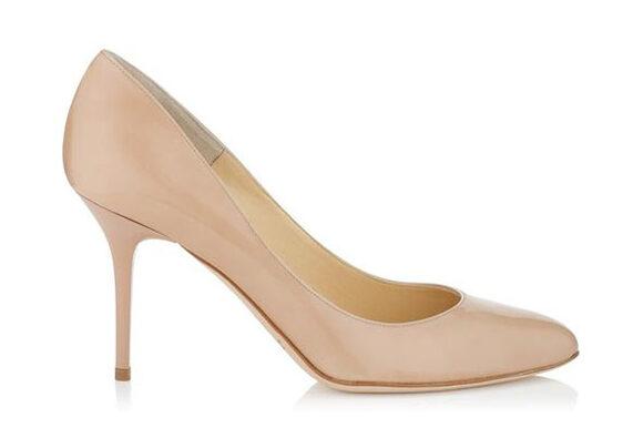 Jimmy Choo 'Gilbert' heel
