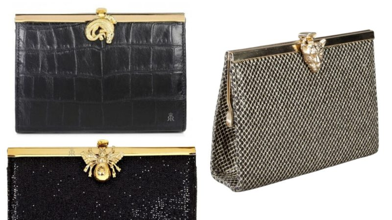 Wilbur and Gussie Coco clutch beatrice