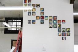 Paintings by David Ballugg