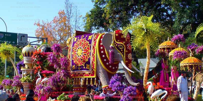 Neues Jahr in Indien