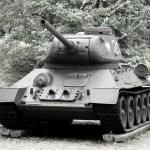 ソ連の中戦車 T-34