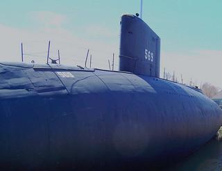 原子力潜水艦とは