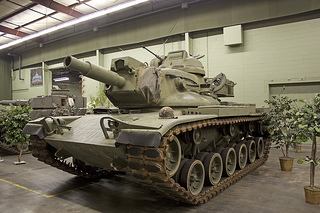 "M60A2 ""Starship"" Left Side"