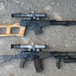ロシア製の狙撃銃 VSSとは