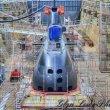 NRP Tridente (S160) Submarine dry dock in Kiel