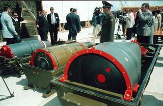 Chemical Nuclear Warheads