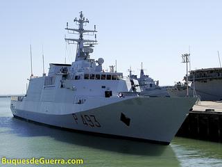 コマンダンテ級哨戒艦