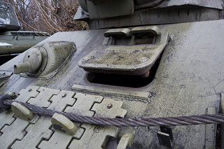 T-34 hatch