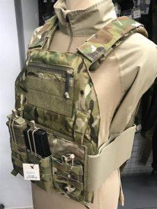 LBX Tactical プレートキャリア 新入荷