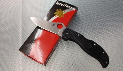 スパイダルコのナイフ取り扱いあります。