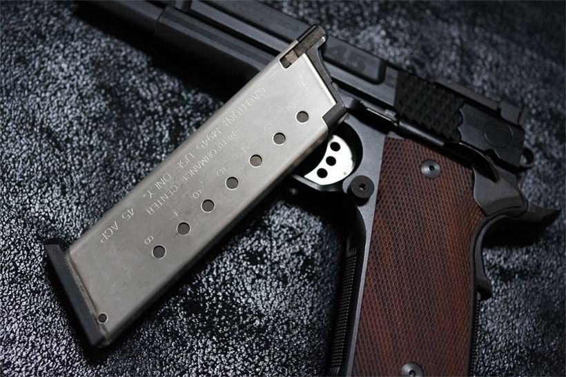 KSC S&W M945のマガジン