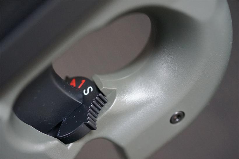 FN PS90HCのトリガー
