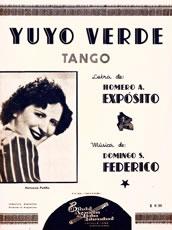 Yuyo verde. Tango (1944)
