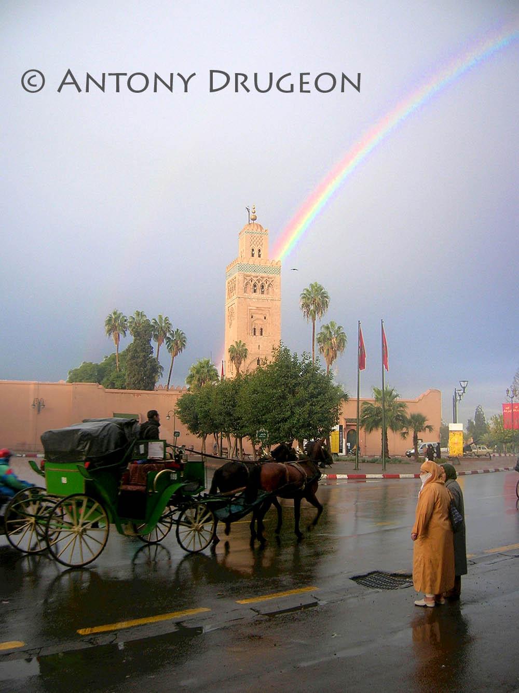 Koutoubia, Marrakech.