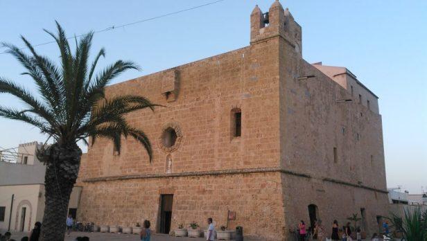 Le sanctuaire de San Vito lo Capo
