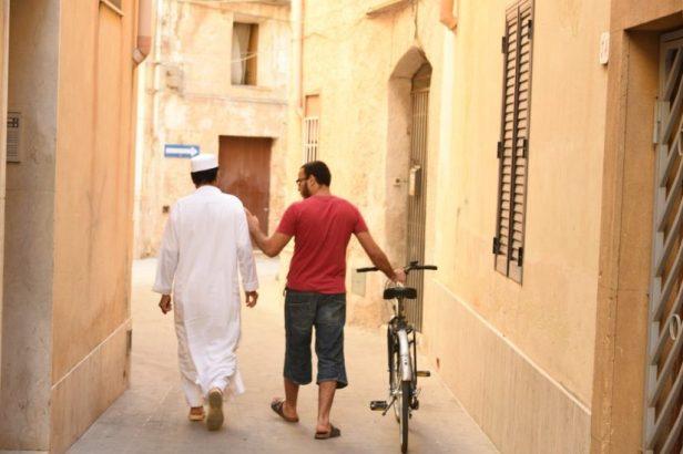 Dans les rues de la kasba