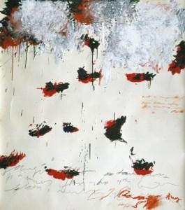 サイ・トゥオンブリー 「紙の作品、50年の軌跡」