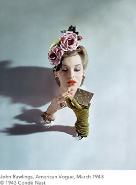 「コンデナスト社のファッション写真でみる100年」展